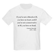 Winston Churchill 8 T-Shirt