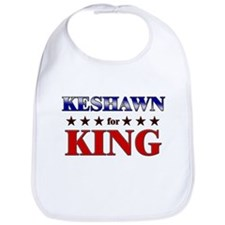 KESHAWN for king Bib