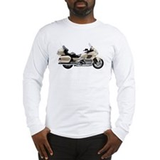 Honda Goldwing Bronze Long Sleeve T-Shirt