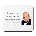 Winston Churchill 9 Mousepad