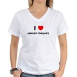 Arranged marriage Womens V-Neck T-shirts
