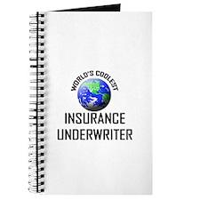 World's Coolest INSURANCE UNDERWRITER Journal