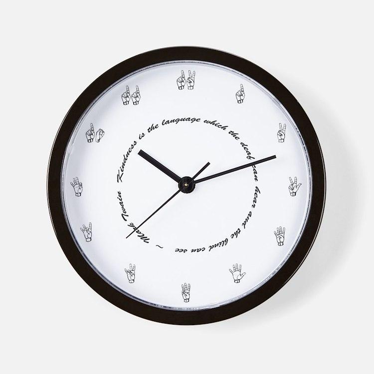 Phrase Clocks Phrase Wall Clocks Large Modern