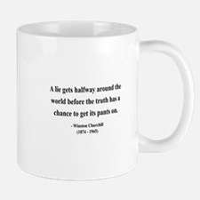 Winston Churchill 11 Mug