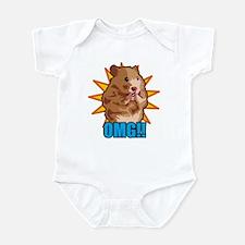 Funny Lolcat Infant Bodysuit