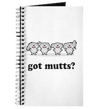 got mutts? Journal