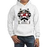 Saunders Family Crest Hooded Sweatshirt
