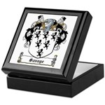 Savage Family Crest Keepsake Box