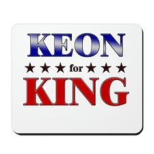 KEON for king Mousepad