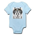 Savage Family Crest Infant Creeper
