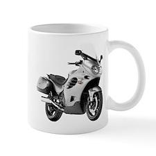 Triumph Trophy Motorbike Gray Mug