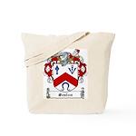 Sexton Family Crest Tote Bag