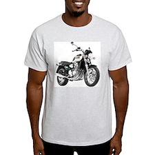 Triumph Thunderbird Motorbike T-Shirt