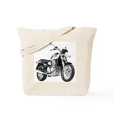 Triumph Thunderbird Motorbike Tote Bag