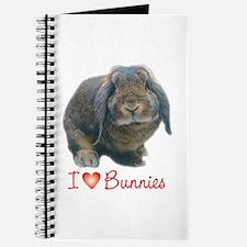 bunny lover Journal