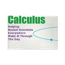 Helping Rocket Scientists Eve Rectangle Magnet