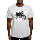 Triumph thruxton t-shirt Mens Light T-shirts