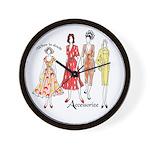 Fashion Accessorize Wall Clock