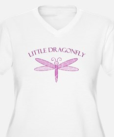 Little Pink Dragonfly T-Shirt