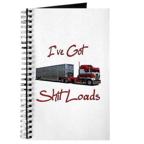 I've Got Shit Loads Journal