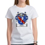 Taylor Family Crest Women's T-Shirt