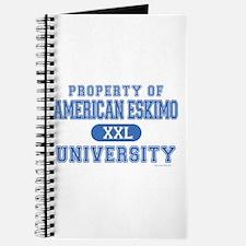 American Eskimo U. Journal