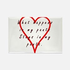 Valentines Day Special Rectangle Magnet (10 pack)