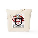 Thompson Family Crest Tote Bag