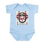 Thompson Family Crest Infant Creeper