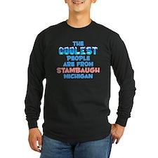 Coolest: Stambaugh, MI T