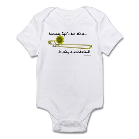 TBone-Life's Too Short Infant Bodysuit