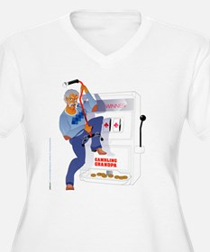 Gambling Grandpa T-Shirt