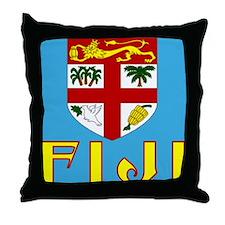 Fiji Throw Pillow