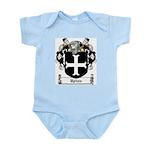 Upton Family Crest Infant Creeper