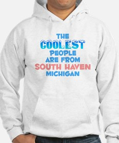 Coolest: South Haven, MI Hoodie