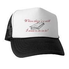 Will Trucker Hat
