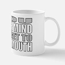 Close Your Mind Mug