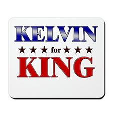 KELVIN for king Mousepad