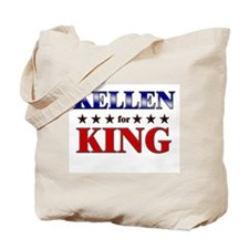KELLEN for king Tote Bag