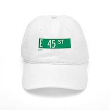45th Street in NY Baseball Cap