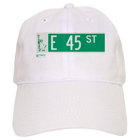45th Street in NY Cap