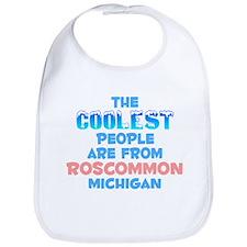 Coolest: Roscommon, MI Bib