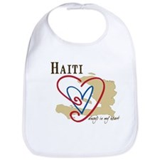 Always In My Heart Bib/Haiti