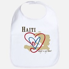 Always In My Heart Bib/Haiti