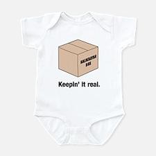 Keepin It Real Infant Bodysuit