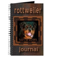 Rottweiler (Rottie) Lover Journal