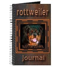 Rottweiler (Rottie) Lover Journal