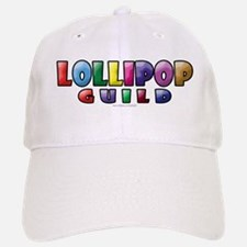 Lollipop Guild... Baseball Baseball Cap