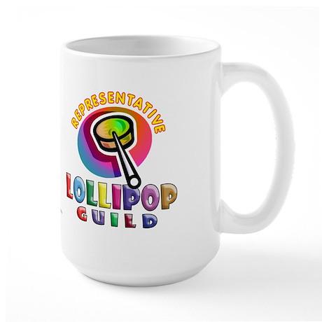 Lollipop Guild... Large Mug