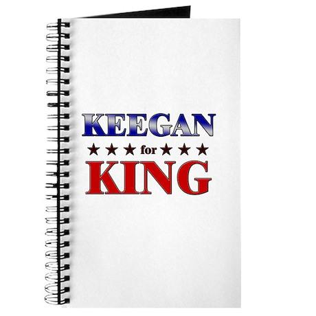 KEEGAN for king Journal